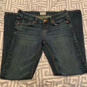 2/$25 Aeropostale Women's Jeans Size 1 2 Short